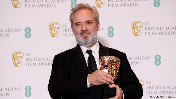 Sam Mendes BAFTA ile ilgili görsel sonucu