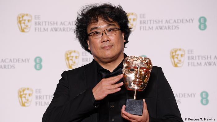 Bong Joon-ho, film, Parasite, BAFTA, Inggris