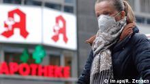 02.02.2020, Berlin, Deutschland - Symbolfoto zum Thema Corona-Virus.