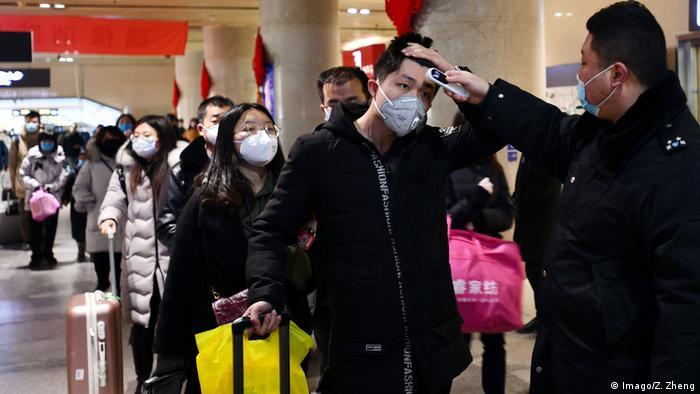 China: Angst vor weiteren Fällen des Coronavirus