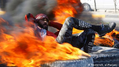 BdTD Irak Proteste (Reuters/A. al-Marjani )