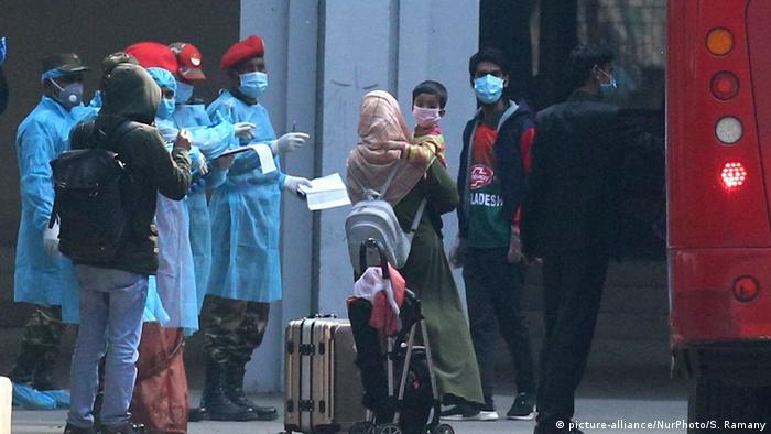 A total of 316 Bangladeshi citizens were brought back from China's Wuhan