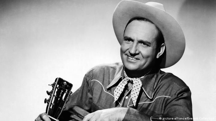 Gene Autry (picture-alliance/Everett Collection)