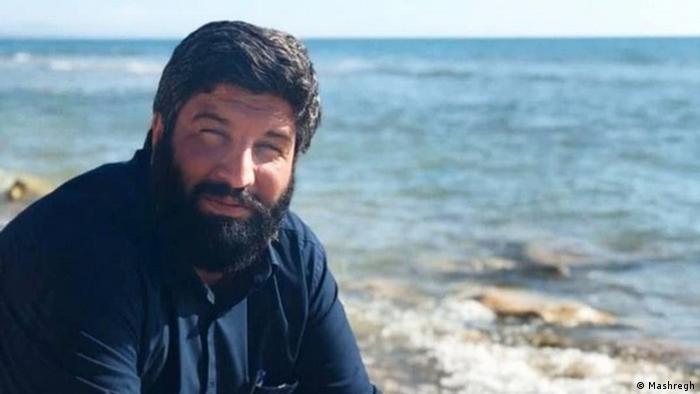 Asghar Pashapour - Iranischer Kämpfer in Syrien