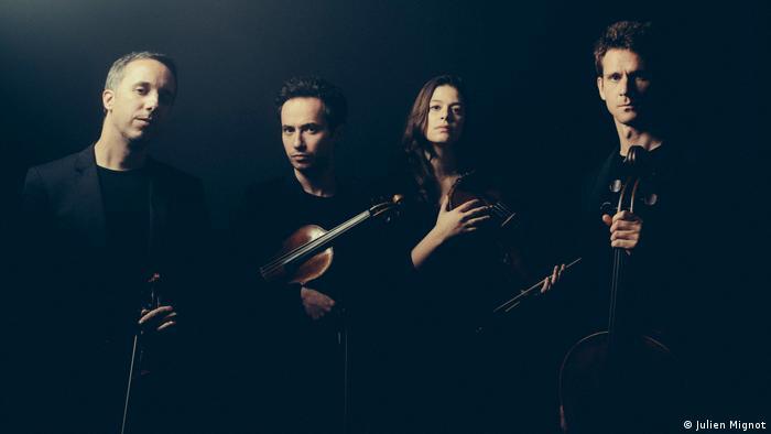 Quatuor Ébène Streichquartett