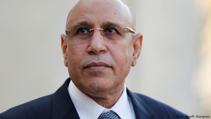 Mohamed Ould El Ghazouani est à la tête de la Mauritanie depuis le 1er août 2019