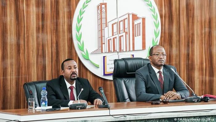 Premierminister Dr. Abiy Ahmed (PM Abiy Ahmed Ali Office)
