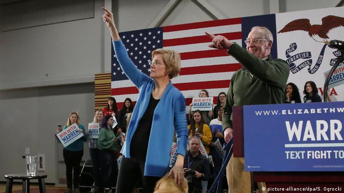 Vorwahlen in Iowa USA (picture-alliance/dpa/S. Ogrocki)