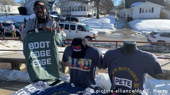 Boot-Edge-Edge γράφει το μπλουζάκι για τον βενιαμίν των υποψηφίων
