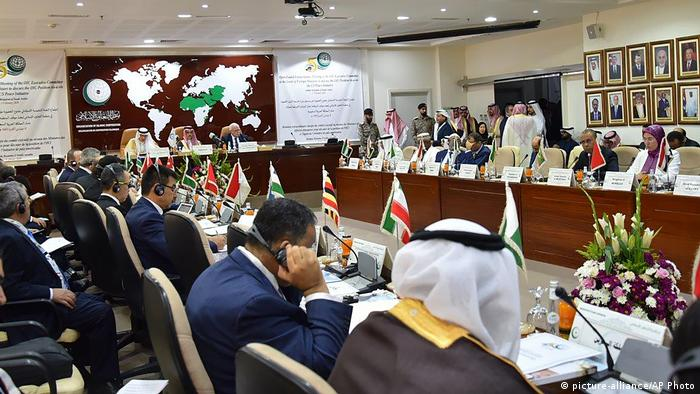 Trump Mideast Plan Muslim Nations