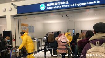Ισχυρό το πλήγμα για τον κινεζικό τουρισμό