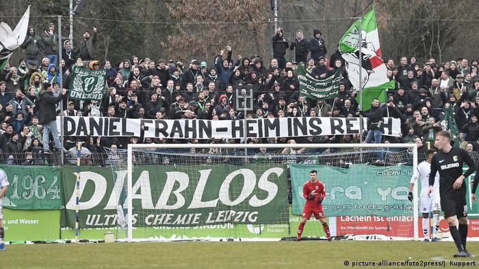 Regionalliga Nordost | SV Babelsberg 03 - BSG Chemie Leipzig