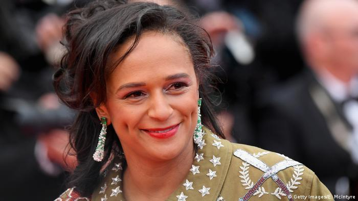 Frankreich Cannes | Filmfestspiele in Cannes - Isabel dos Santos (Getty Images/E. McIntyre)