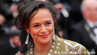 Frankreich Cannes | Filmfestspiele in Cannes - Isabel dos Santos