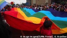 Peru Pride Parade in Lima