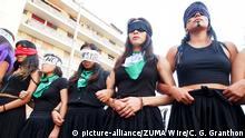Peru Lima Internationaler Frauentag