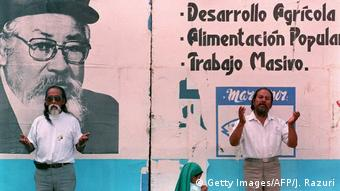 Peru 1995 | Israelites of the New Universal Pact (Getty Images/AFP/J. Razuri)