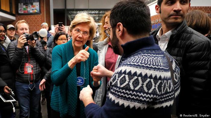 Elizabeth Warren (Reuters/B. Snyder)