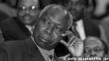 Kenia 1992   Daniel Arap Moi, ehemaliger Präsident