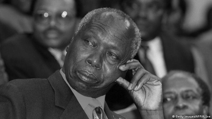 Kenia 1992 | Daniel Arap Moi, ehemaliger Präsident