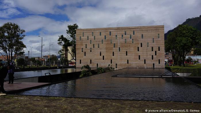 Kolumbien Centro Nacional de Memoria Histórica