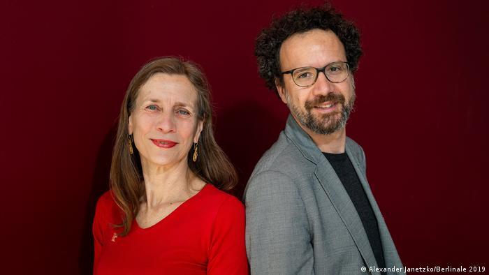 Мариетте Риссенбек и Карло Шатриан