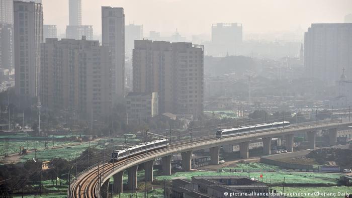 China Wenzhou City