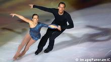 Frankreich Eiskunstlauf l Sarah Abitbol und Stephane Bernadis