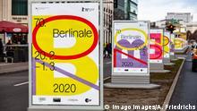70. Berlinale Plakatwerbung