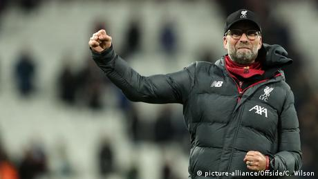 Pelatih Liverpool Jürgen Klopp