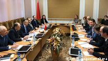 Weißrussland Minsk Besuch Bundestagsabgeordnete