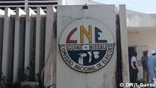 Bissau, Guinea-Bissau, 4. Februar 2020+++Gebäude der Nationalen Wahlkommission in Guinea-Bissau (CNE - Comissão Nacional de Eleições) (c) DW/Iancuba Dansó