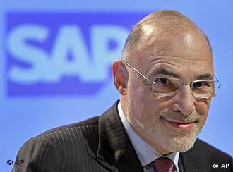 Leo Apotheker, former CEO of SAP.