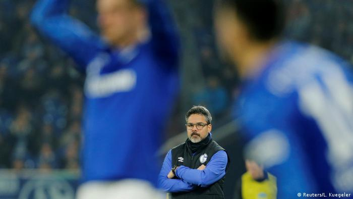 Fußball DFB Pokal | Schalke 04 vs Hertha BSC