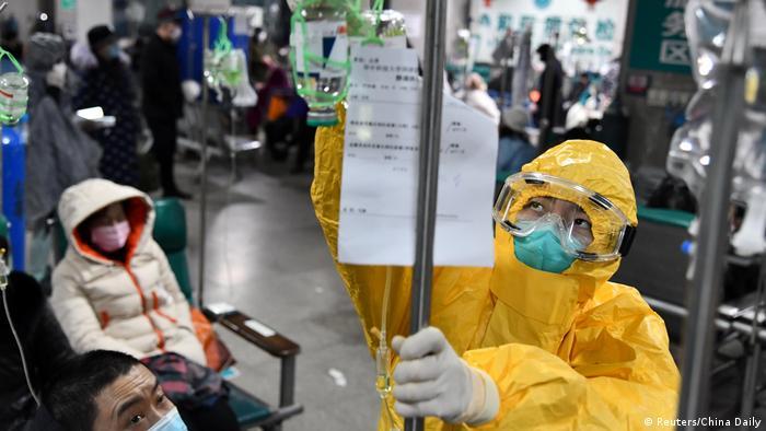 新冠疫情在中国 正变成一场人道灾难和次生灾难