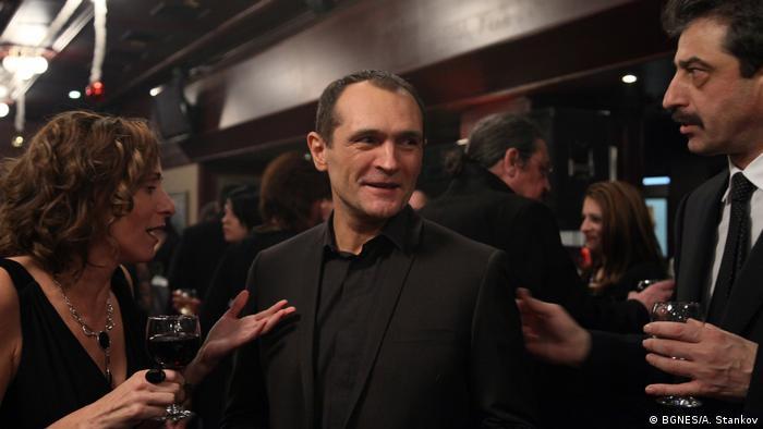 Васил Божков с Цветан Василев; архивна снимка