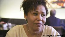 Shadia Abdelmoneim, Menschenrechtsaktivistin aus dem Sudan