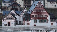 BdT Hochwasser - Mosel