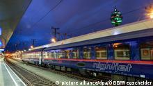 Österreich l Nightjet - Nachtzug ÖBB