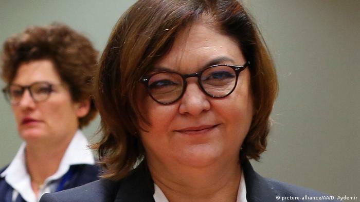 Adina-Ioana Valean, European commissioner for transport