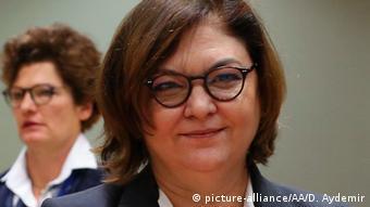 Єврокомісарка з питань транспорту Адіна-Іоана Валеан