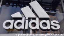 August 16, 2019, Beijing, Beijing, China: Beijing,CHINA-Adidas store in Beijing on August 15, 2019. (Credit Image: © SIPA Asia via ZUMA Wire |