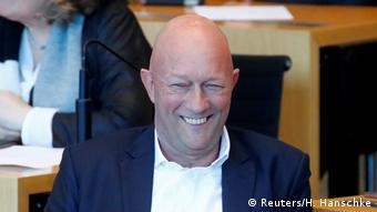 Nowy premier Turyngii Thomas Kemmerich