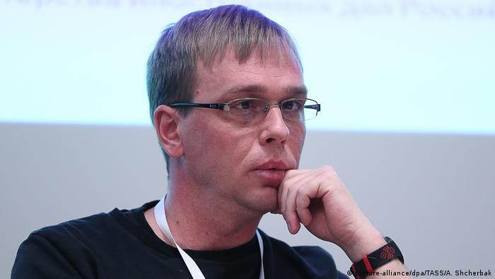 Журналист Иван Голунов (фото из архива)
