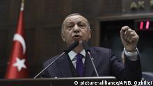 Türkei l Präsident Recep Tayyip Erdogan