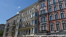Berlin Altbauten Karl-Marx-Straße Neukölln