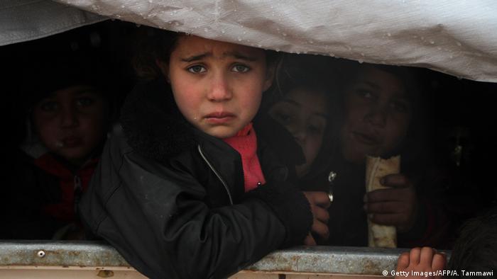 Kampf um Idlib - 900.000 Menschen fliehen