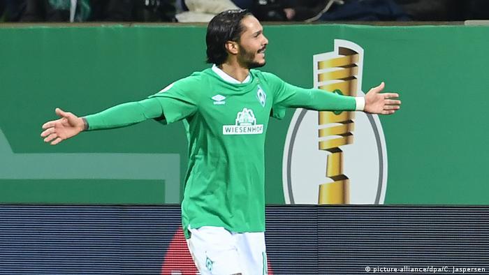Werder Bremen - Leonardo Bittencourt (picture-alliance/dpa/C. Jaspersen)