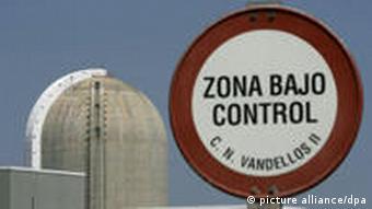 Испанская АЭС Вандельос-II