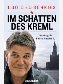 Обложка книги В тени Кремля